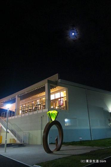 月光とレイクタウン