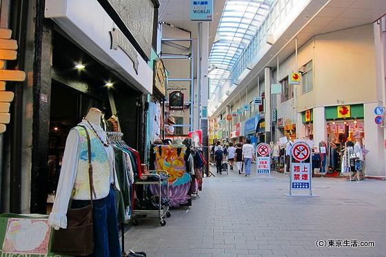 行き方|安い古着屋の街「高円寺」を歩くの画像