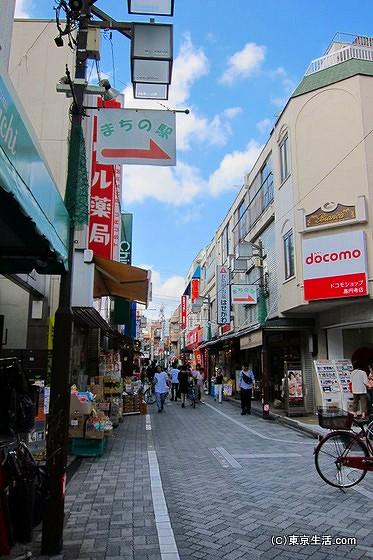 今の高円寺純情商店街