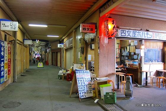 高円寺ストリートのホルモン屋
