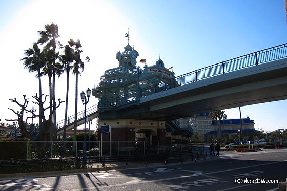 舞浜の防災|震災から1年後のディズニー周辺の画像