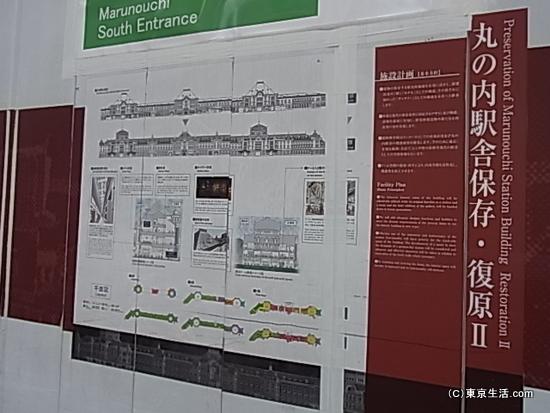 完成後の東京駅