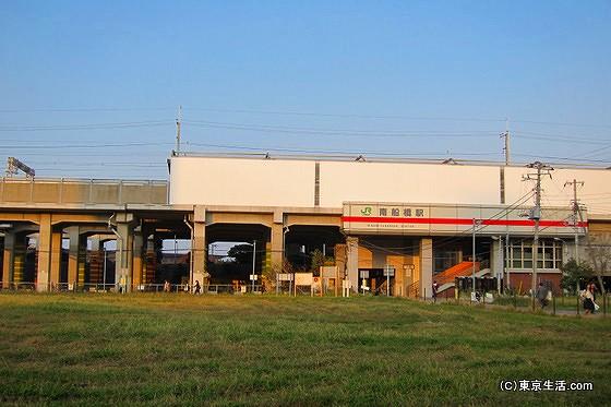 JR南船橋駅