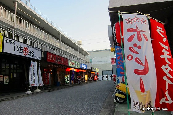 南越谷の商店街|場末な飲み屋とダイエーと明徳団地の画像