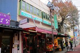 パチンコ繁華街とサイゼリア1号店|本八幡の商店街