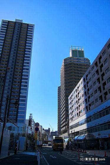 本八幡の高層マンション