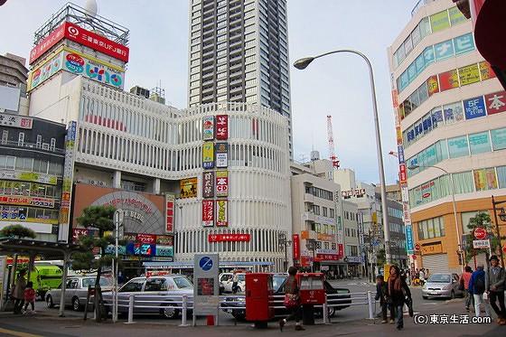 本八幡駅前