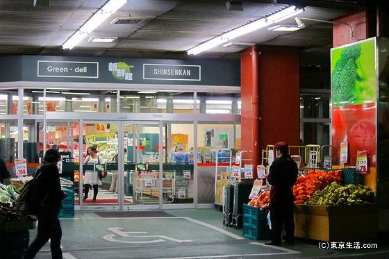 西船橋のスーパー