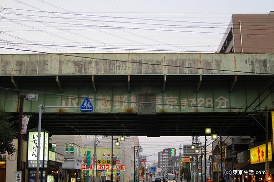 東京から28分の西船橋