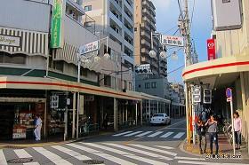 東京女子大への通学路と生活感|西荻窪の商店街