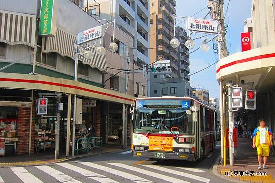 にしおぎ北銀座街