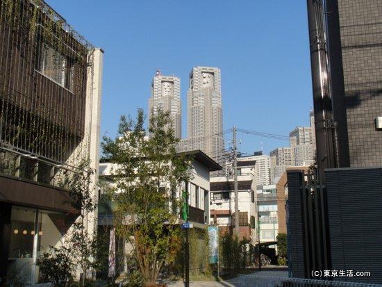 西新宿の暮らし - 住みやすい街は?