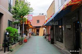 日常感とハイカラな雰囲気でした|荻窪の商店街