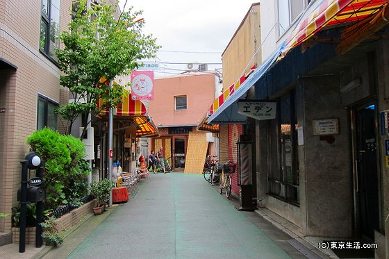 荻窪の商店街|日常感とハイカラな雰囲気でしたの画像