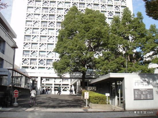 早稲田大学大久保キャンパス