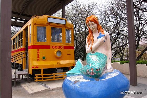 王子の散歩|飛鳥山の博物館と機関車と都電の画像