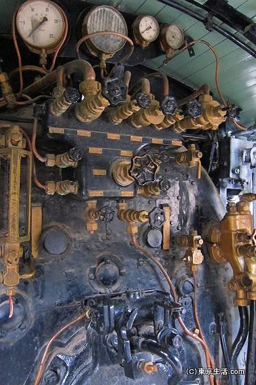 機関車の装置