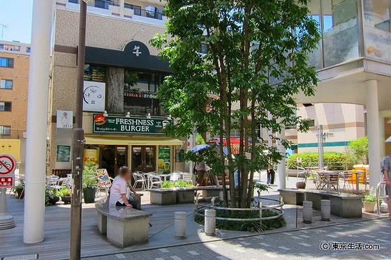 仙川のお洒落スポット