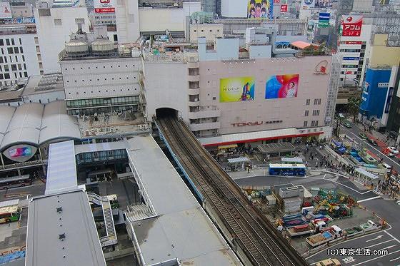 東急の街渋谷