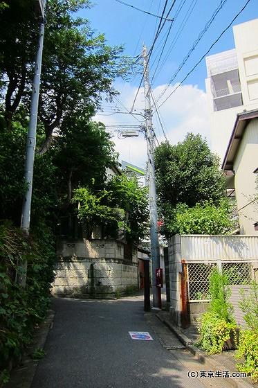 下北沢の住宅地