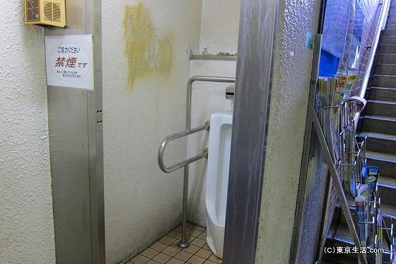 下北沢のトイレ