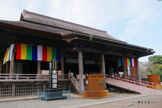 法華経寺大祖師堂