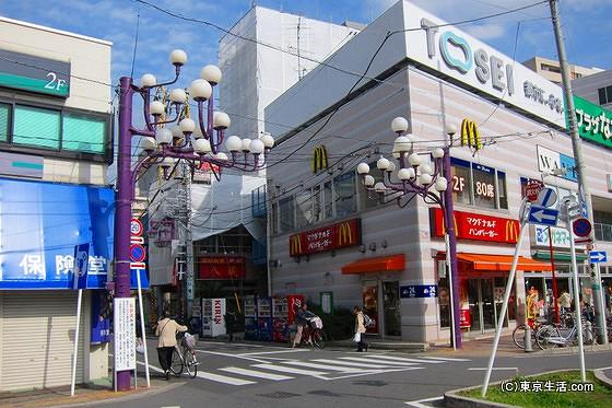 中山商店街