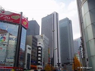 新宿の暮らし。住みやすい街は? - 東京生活.com
