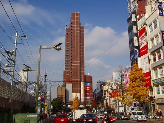 西武線新宿駅