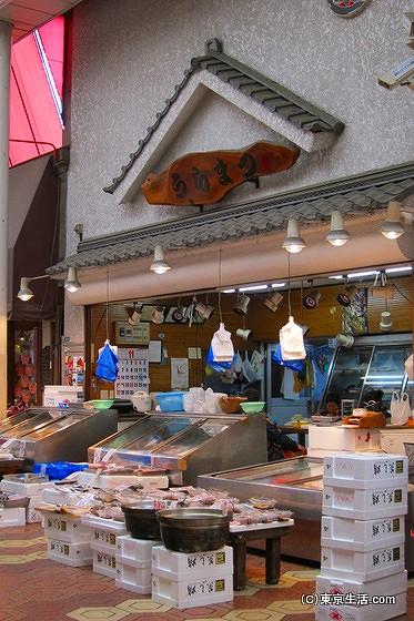 新小岩の青魚店