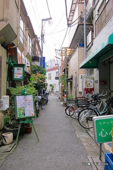 松島遊廓の跡地