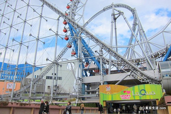 東京ドームシティ|時が止まった後楽園ゆうえんちの画像