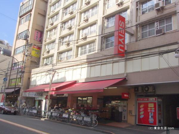 高田馬場:スーパーは充実している