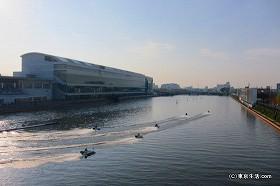 戸田競艇にレガッタ。ボート部の街を散歩|戸田公園からボート場へ