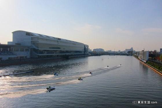 戸田公園からボート場へ|戸田競艇にレガッタ。ボート部の街を散歩の画像