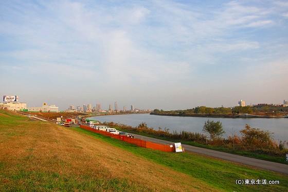 戸田公園から川口に歩く