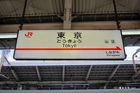 迷宮東京駅を攻略|東京駅構内図