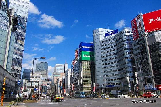 東京駅八重洲口の駅周辺