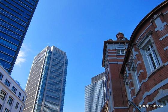 東京駅丸の内周辺
