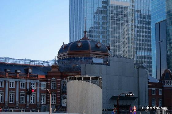 東京駅の丸の内口