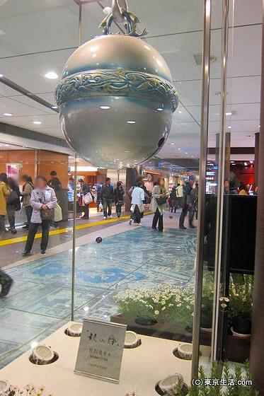 東京駅 銀の鈴