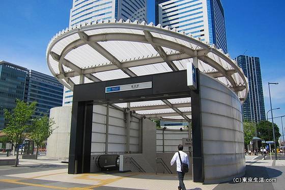 東京メトロ豊洲駅