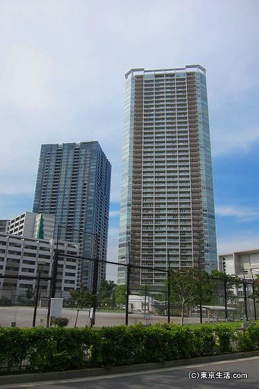 豊洲の住宅は高層マンション