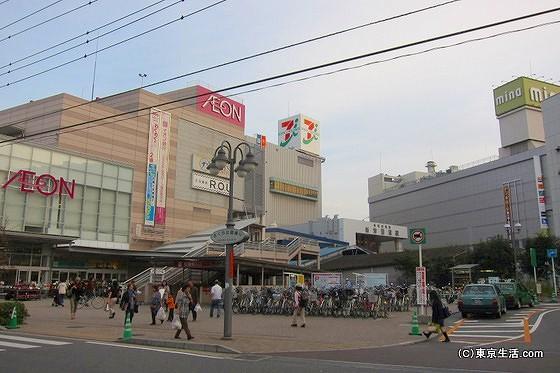 津田沼駅周辺|津田沼ショッピングセンター戦争の画像
