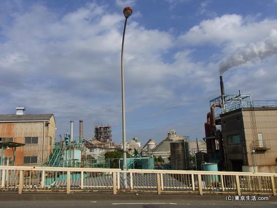 鶴見線の工場萌え