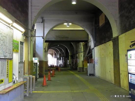 鶴見線と昭和テイストの国道駅|鶴見線の散歩
