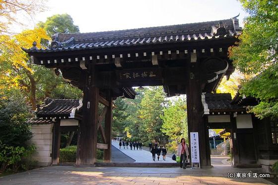 総持寺の三松関