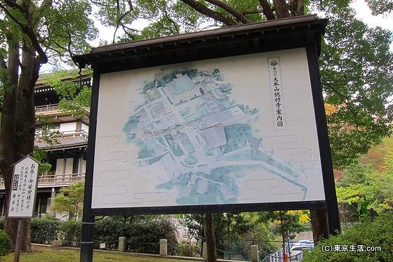 総持寺の地図