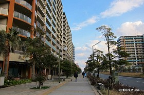 新浦安の団地とマンションを歩く|新浦安の住宅