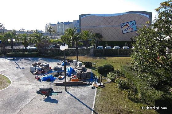 ディズニーの駐車場